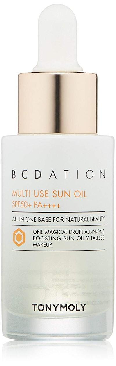 TONYMOLY Bcdation Multi Use Sun Oil