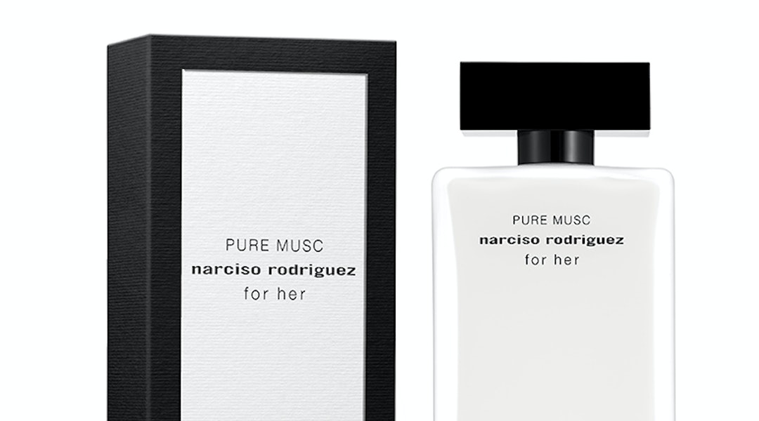Narciso Rodriguez's New Pure Musc Is The Perfect Fresh Scent
