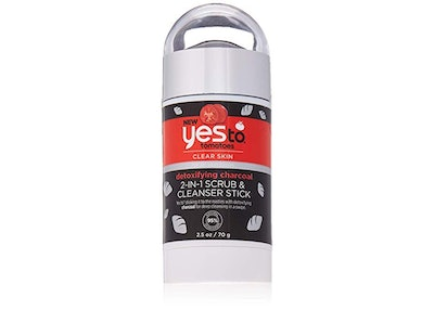 Yes To Tomatoes 2-in-1 Face Scrub And Facial Cleanser Stick