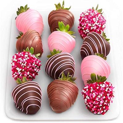 Love Berries Chocolate Covered Strawberries