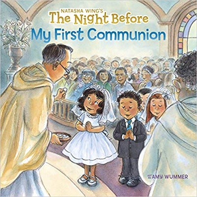 """""""The Night Before My First Communion"""" by Natasha Wing"""