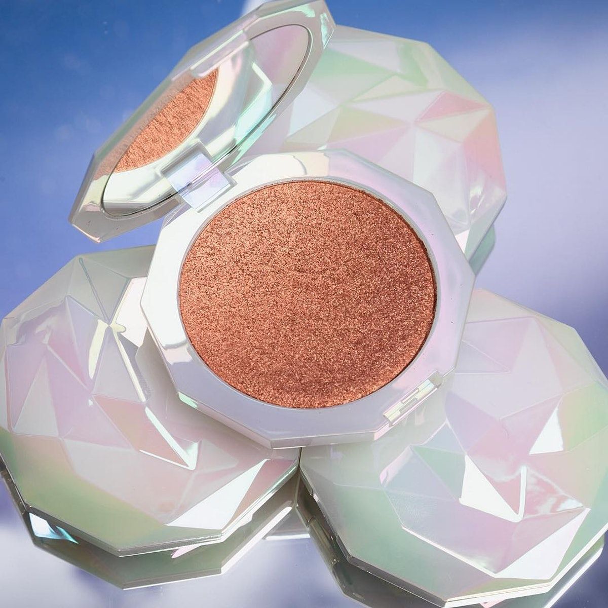 When To Buy Lunar Beauty's New Moon Prism Powders Because These 'Sailor Moon' Inspired Highlighters Shine Like Stars