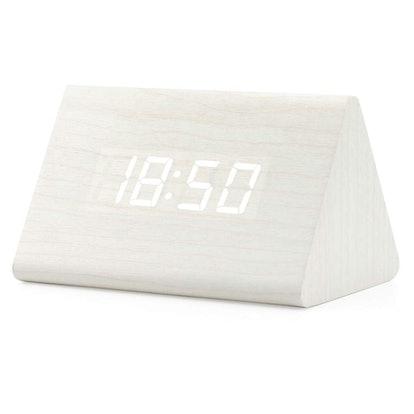 Oct17 Wooden Wood Clock