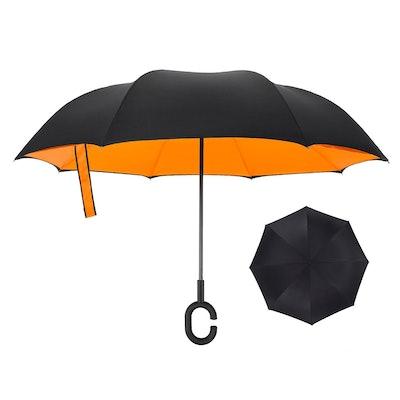 Ylovetoys Inverted Umbrella