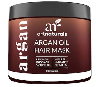 ArtNaturals Argan Hair Mask Conditioner, 8 Ounces
