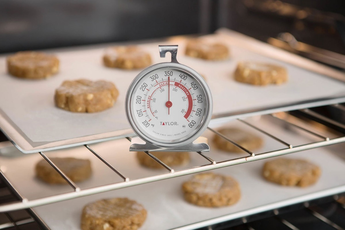 Taylor Large Dial Oven Thermometer