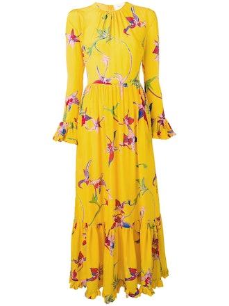 Visconti Orchid Dress