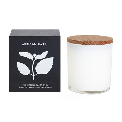 African Basil Candle