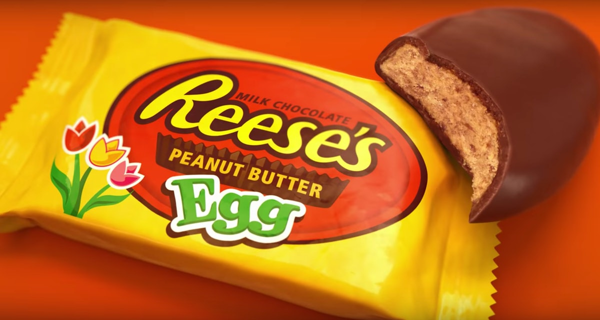Reese's Is Giving Away A Box Of Peanut Butter Eggs To 500 Lucky Fans