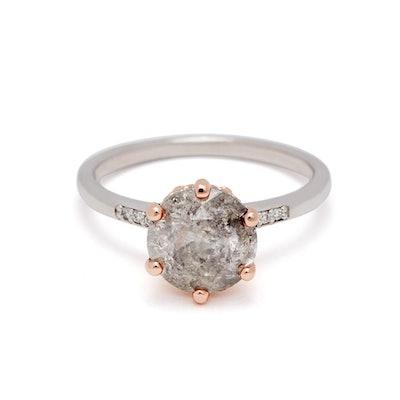 Hazeline Solataire Ring