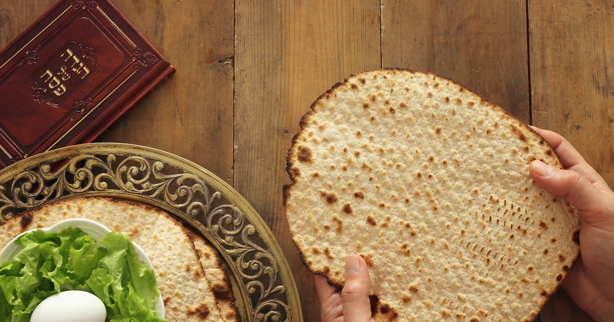 12 Funny Passover Instagram Captions To Share With Any Pic