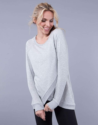 Seraphine Nursing Maternity Sweater (XS - L)