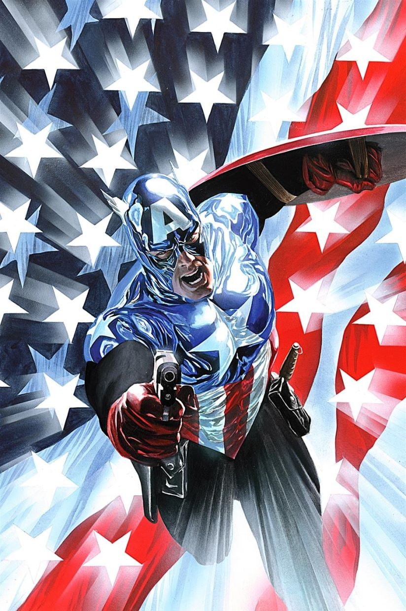 Bucky Becomes Captain America In The Comics, But The MCU May