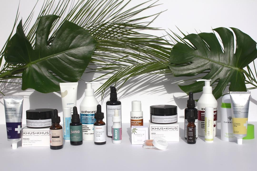 What Does CBD In Skin Care Products Actually Do? Here's