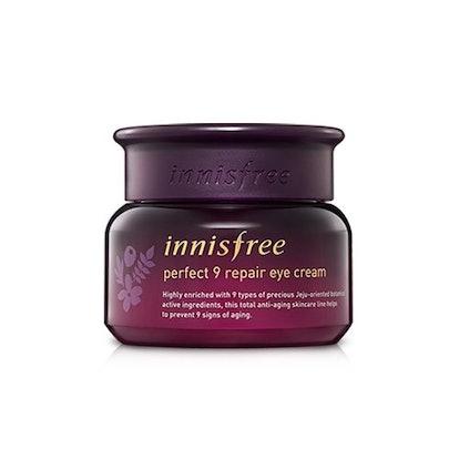 Innisfree Perfect 9 Repair Eye Cream