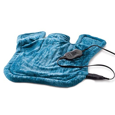 Sunbeam Heating Pad For Neck & Shoulder With Massage