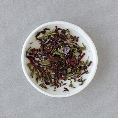 Rosella Mint Tea