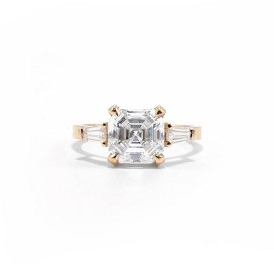 Amelia Engagement Ring