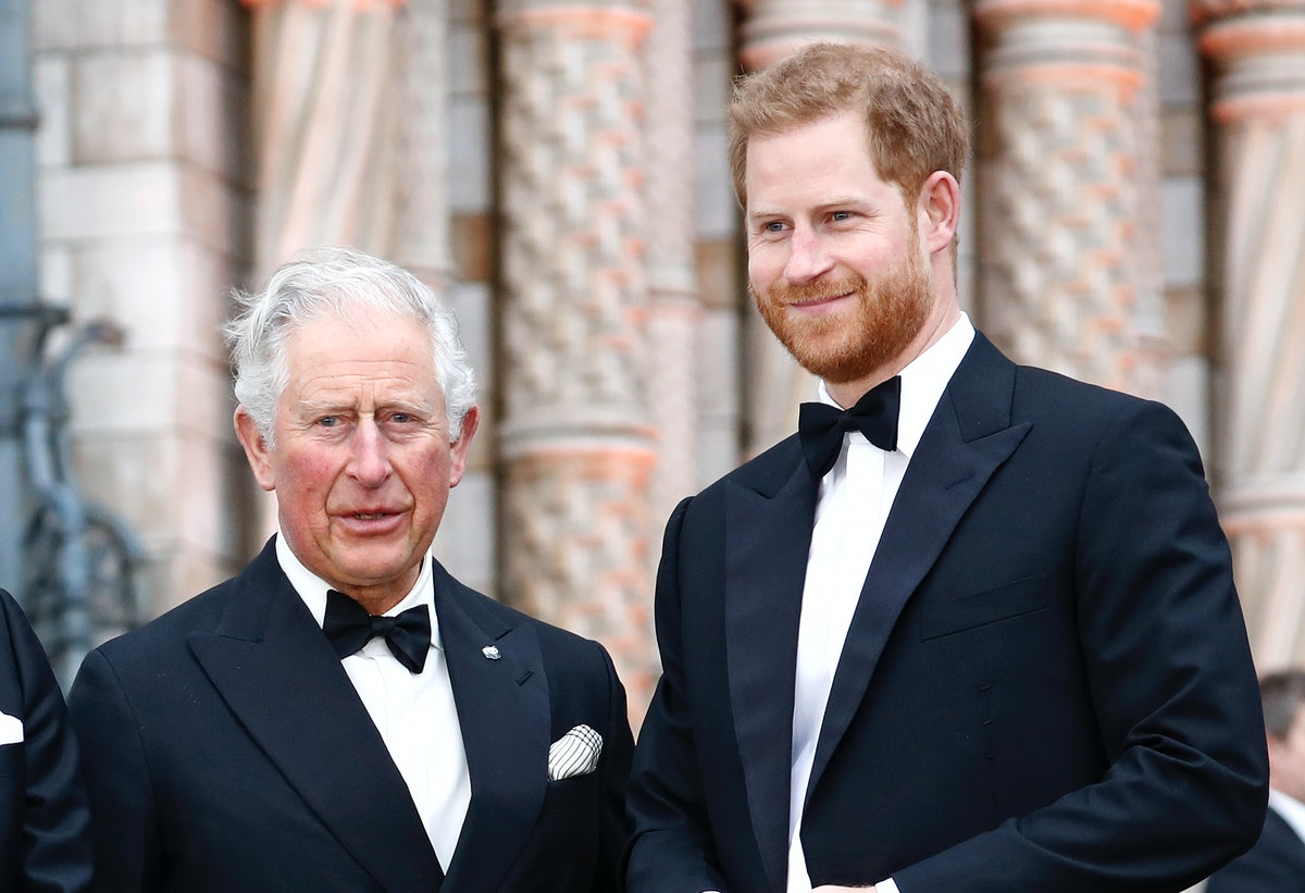 Prince Charles Met His Grandson Archie For The Very First Time, According To Reports