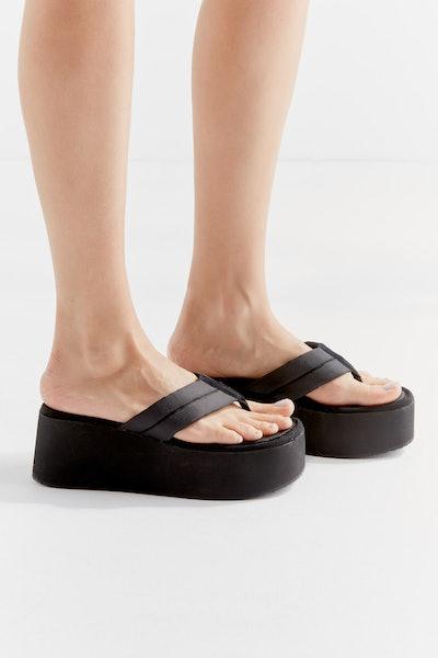 Platform Thong Sandal