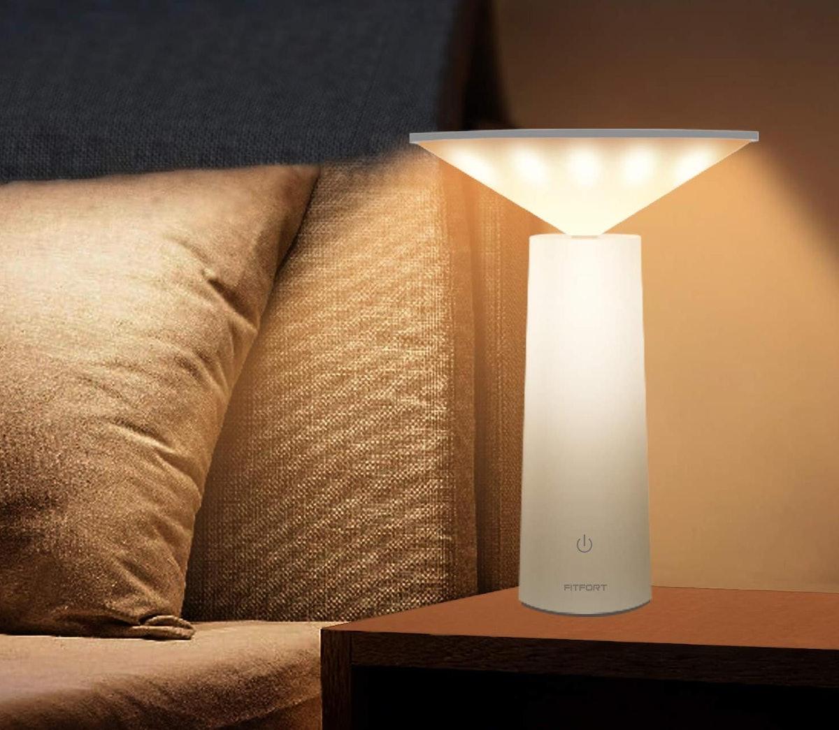 FITFORT Desk Lamp