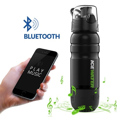 Icewater Water Bottle and Bluetooth Speaker
