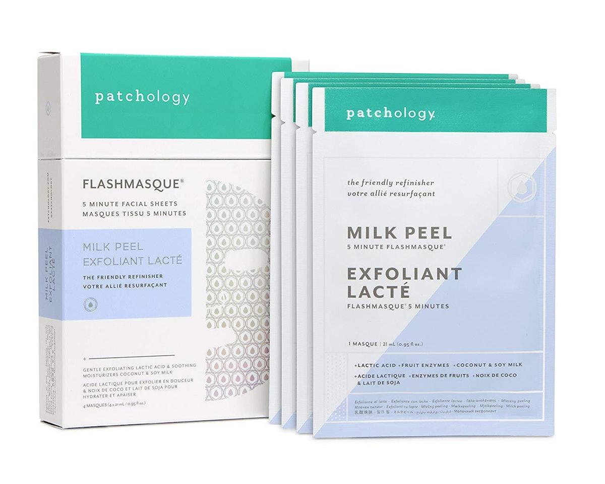 Patchology Milk Peel FlashMasque Sheet Mask