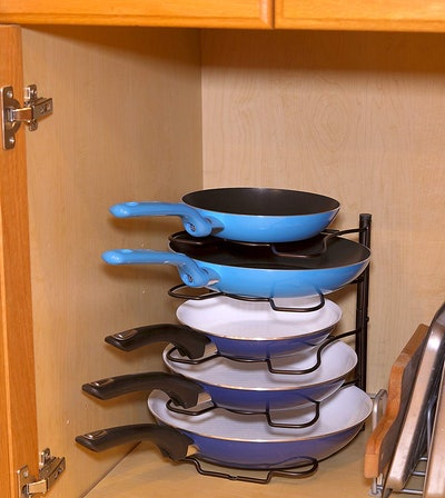 SimpleHouseware Pot And Pan Organizer