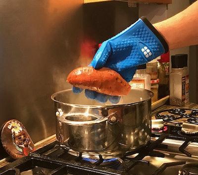 SBDW Heat-Resistant BBQ Gloves