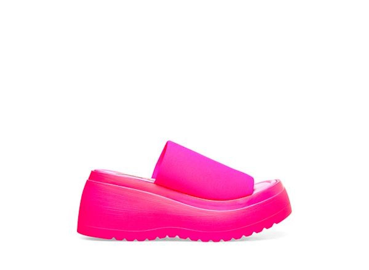 Scrunchy Sandal