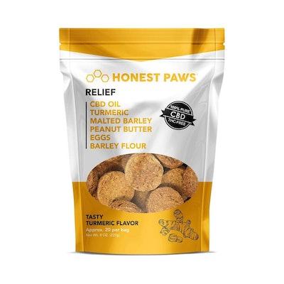 Honest Paws Tasty Turmeric Treats