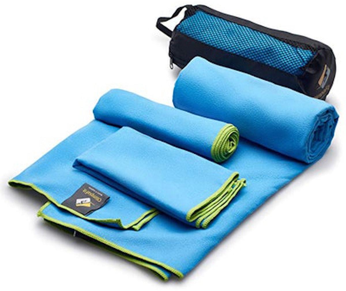 OlimpiaFit Quick Dry Towel (3-Pack)