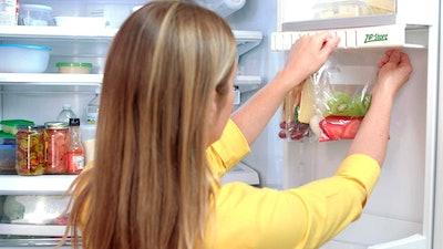 Zip n Store Refrigerator Organizer