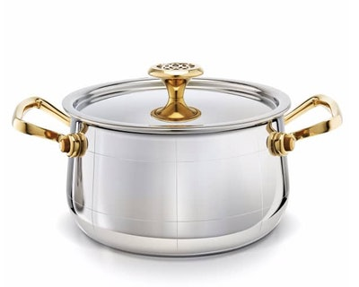 Platine Medium Saucepan With Lid
