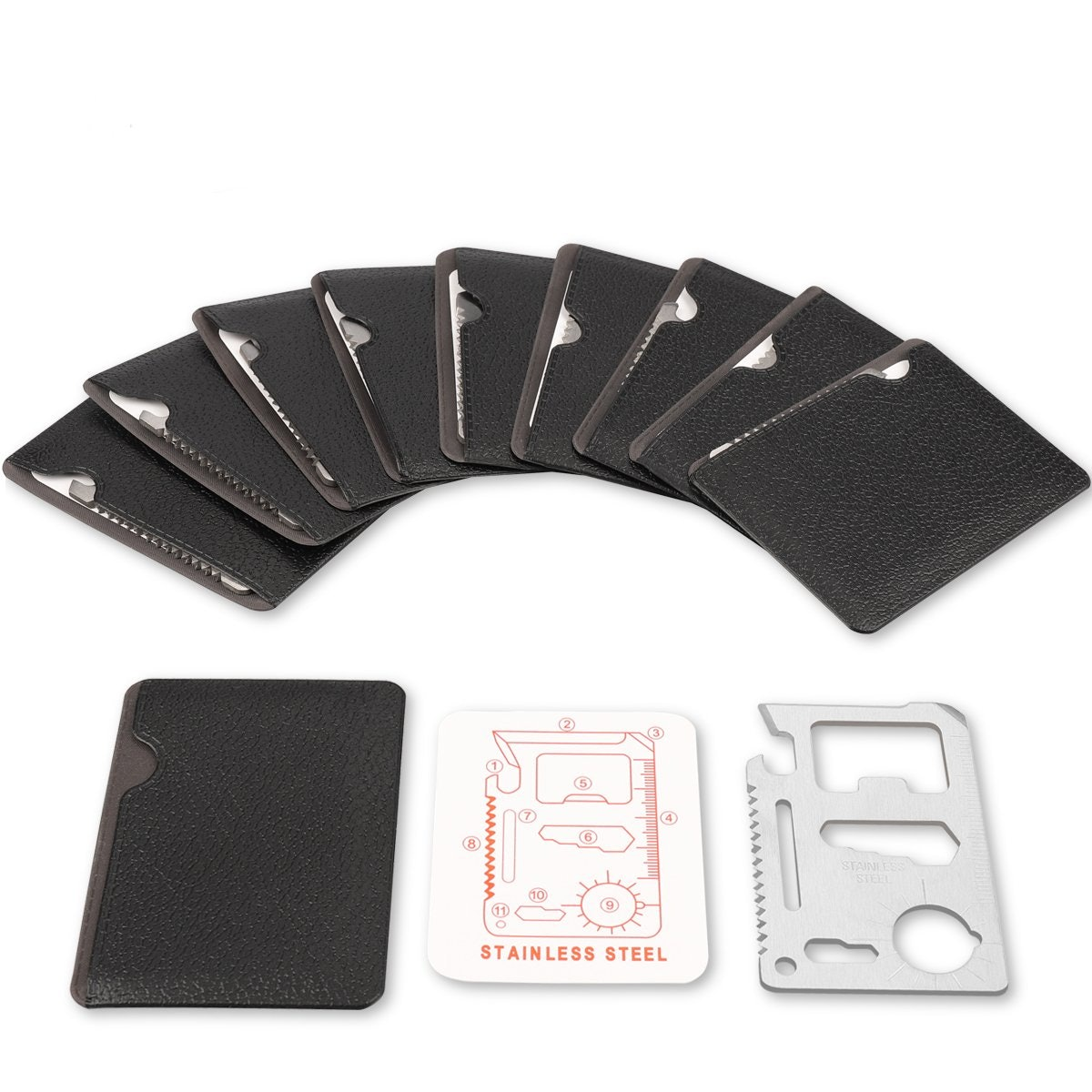 PGXT Survival Card Tool (10 Pack)