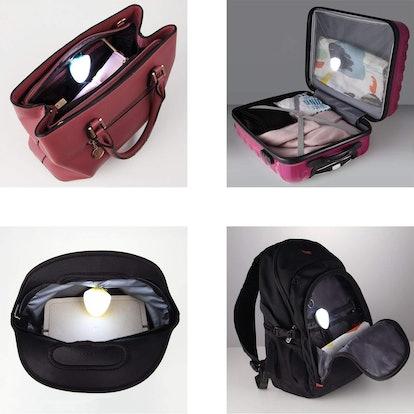 Wasserstein Rechargeable Handbag/Purse Light