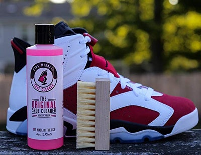 Pink Miracle The Original Shoe Cleaner