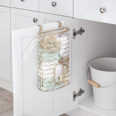 mDesign Plastic Bag Storage