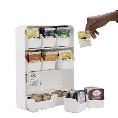 Mind Reader Tea Organizer