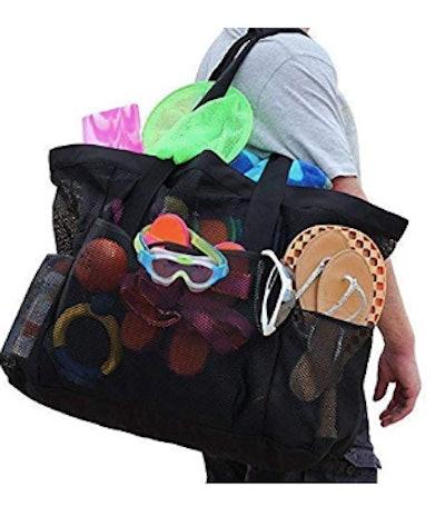 Oahu Mesh Large Beach Bag