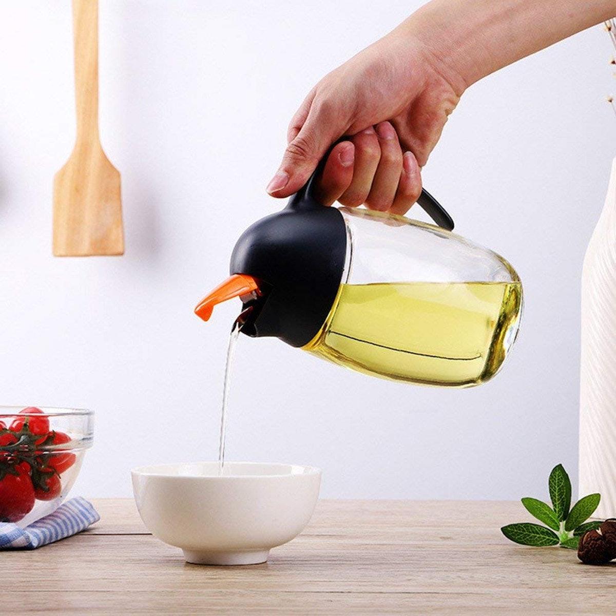 Gmisun Olive Oil Dispenser Bottle