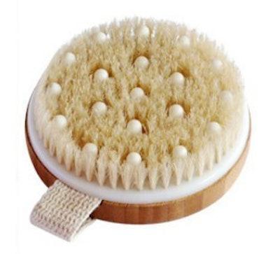 CSM Body Brush For Wet Or Dry Brushing