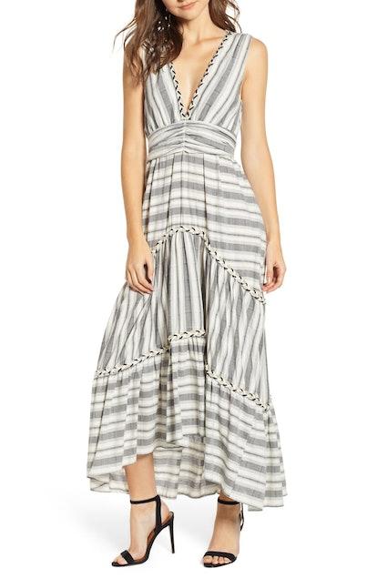 MISA Los Angeles Sandrine Maxi Dress