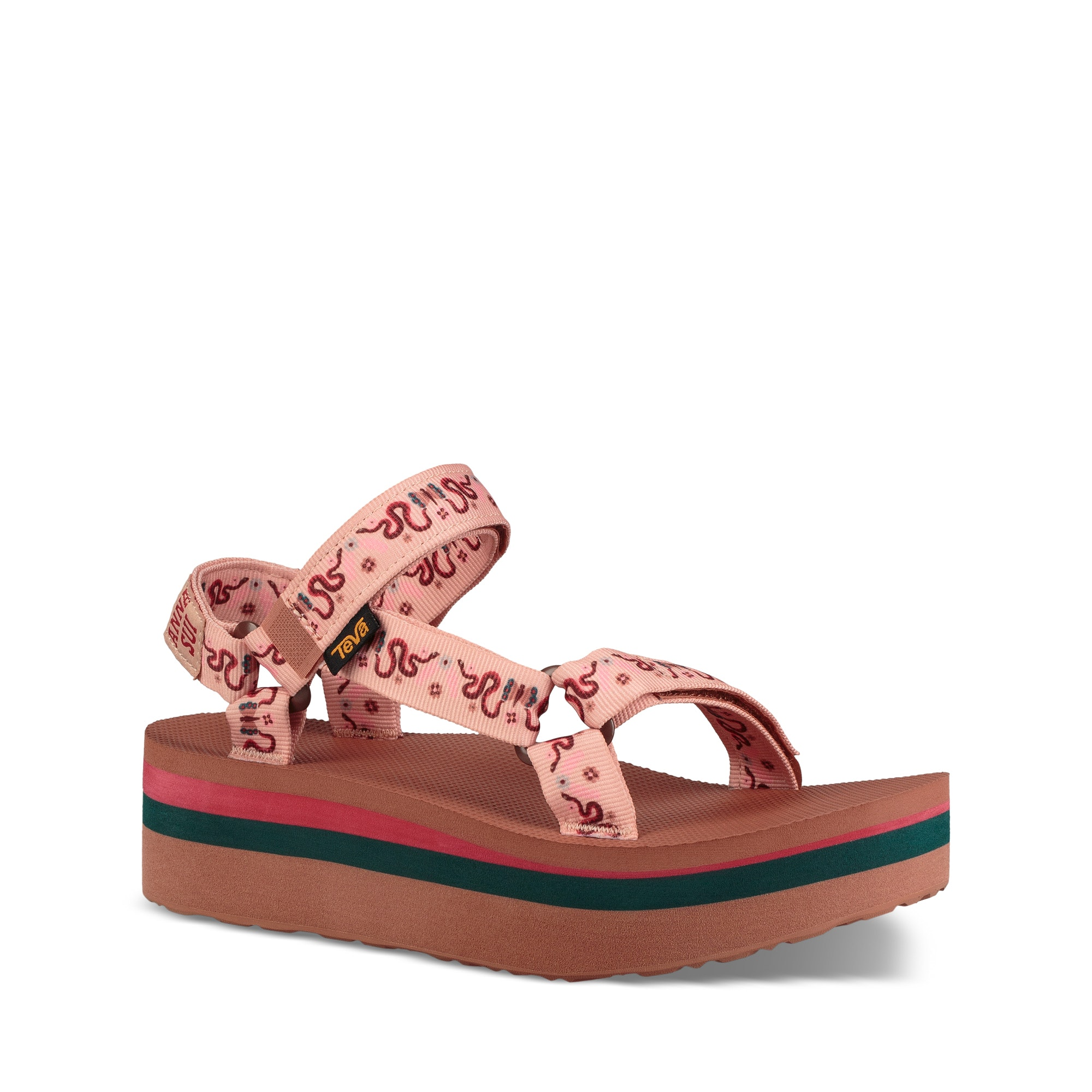 The Teva x Anna Sui Collab Includes The