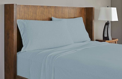 Royale Linens Cotton-Modal Jersey Knit Sheet Set