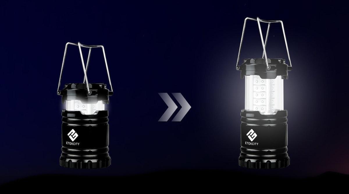 Etekcity Portable LED Camping Lantern