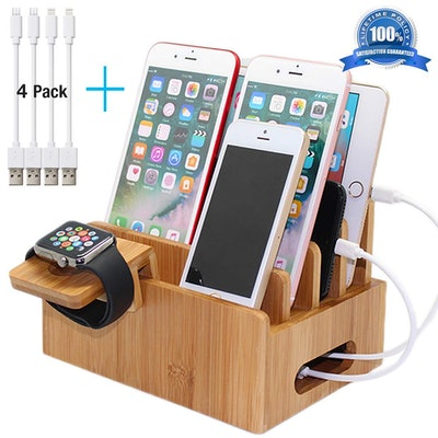 Pezin & Hulin Bamboo Charging Station