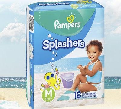 Splashers Disposable Swim Diapers