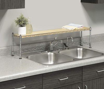 Whitmor Supreme Sink Shelf
