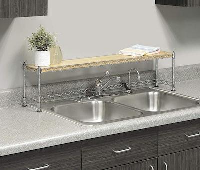 Whitmor Supreme Sink Shelf